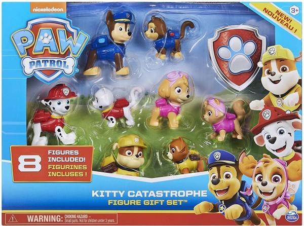 Spin Master Paw Patrol Kitty Catastrophe Figuren Set 6058524