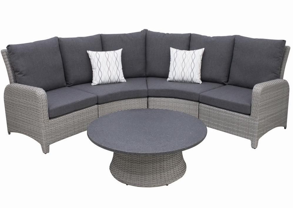 Siena Garden – Lounge Gruppen und Geflecht Möbel – Neuheiten 2015