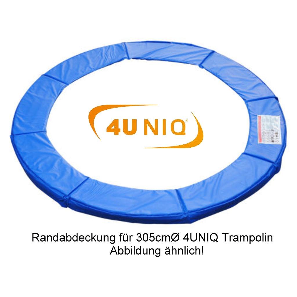 rahmen randabdeckung f r 305 cm trampolin zubeh r sport. Black Bedroom Furniture Sets. Home Design Ideas