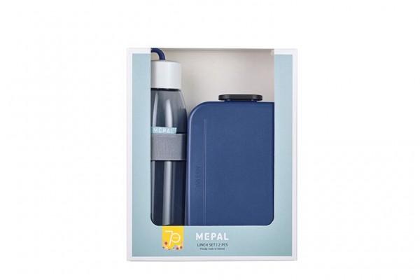 Mepal Jubiläums-Lunchset Unterwegs (Lunchbox + Trinkflasche)