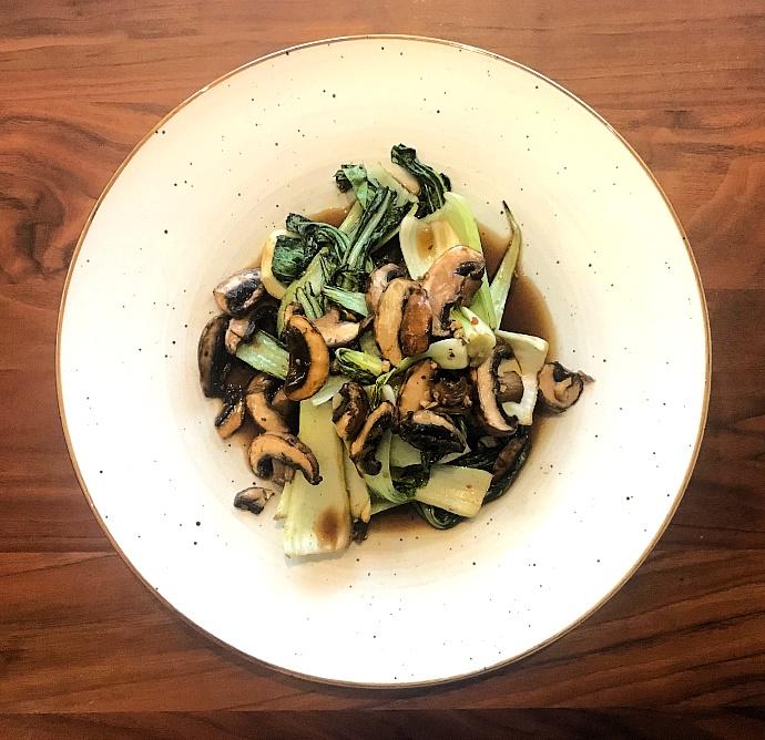 Rezept-Pak-Choi-grillen-Champignons-asiatisch-super-lecker